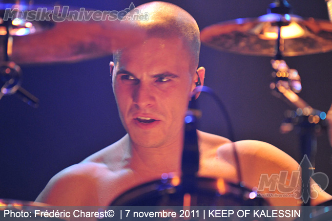 Oli - Live with Keep of Kalessin (2011)