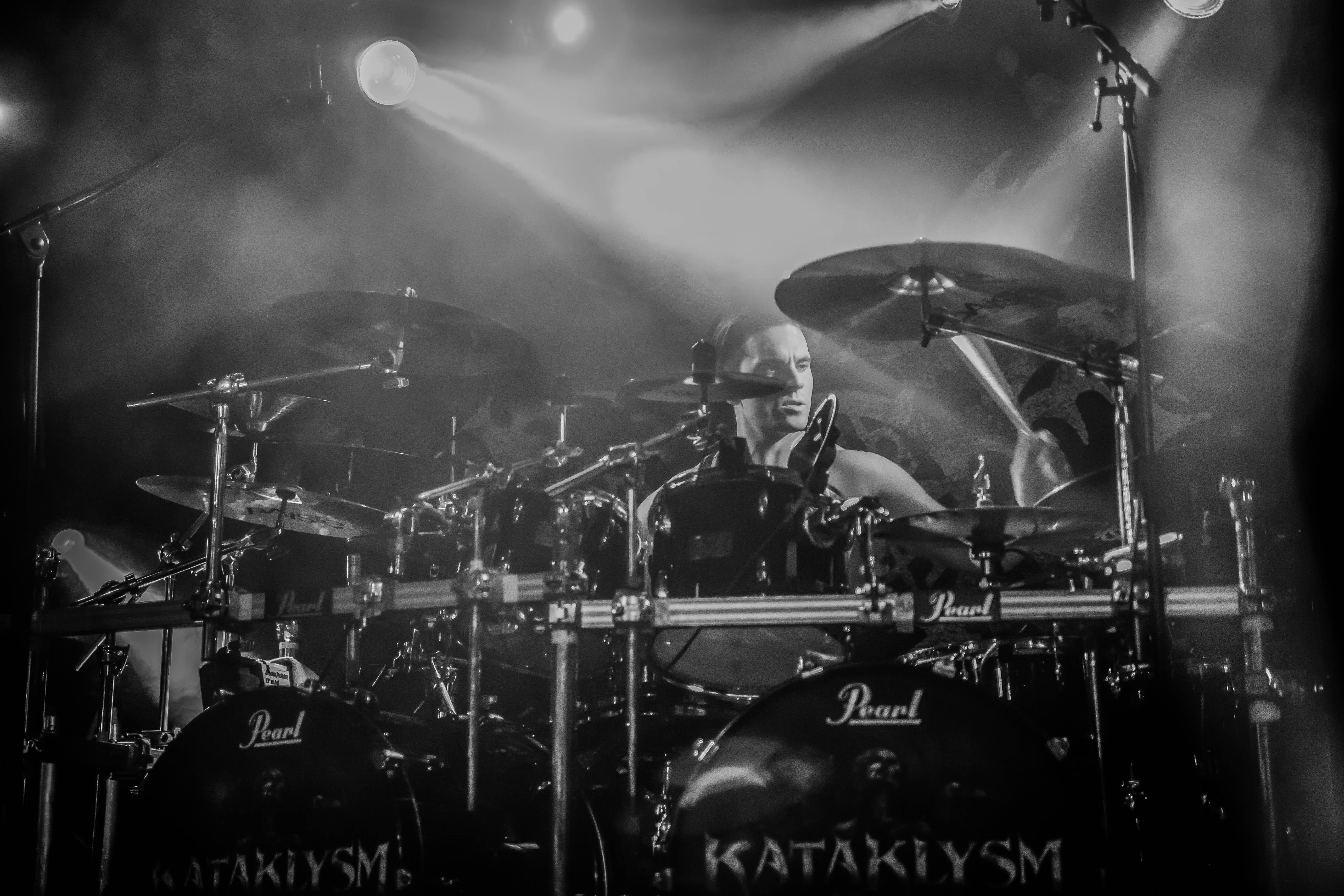 Oli Beaudoin (2016) - With Kataklysm - Euro Tour1