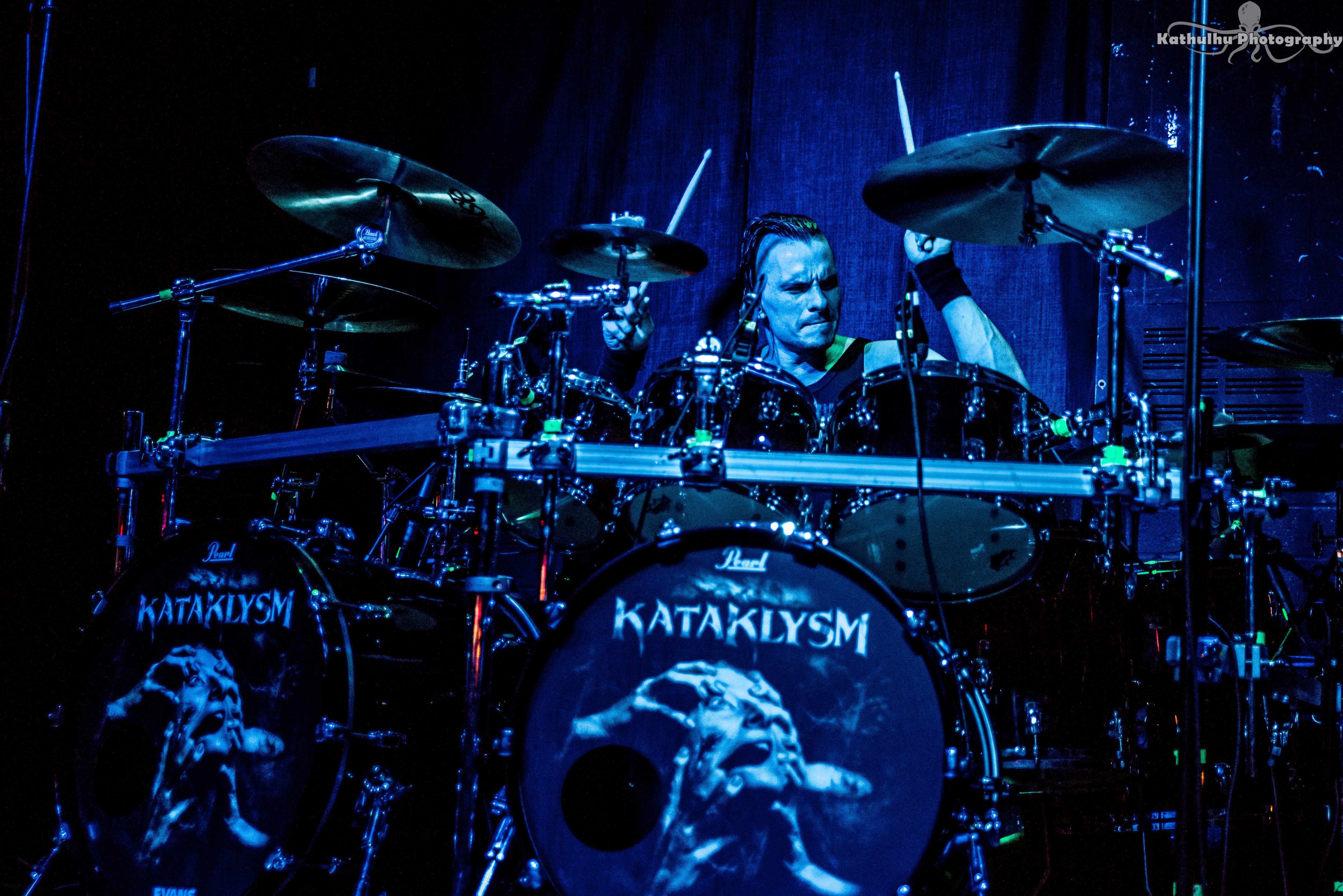 Oli Beaudoin (2019) - with Kataklysm - Live in Europe