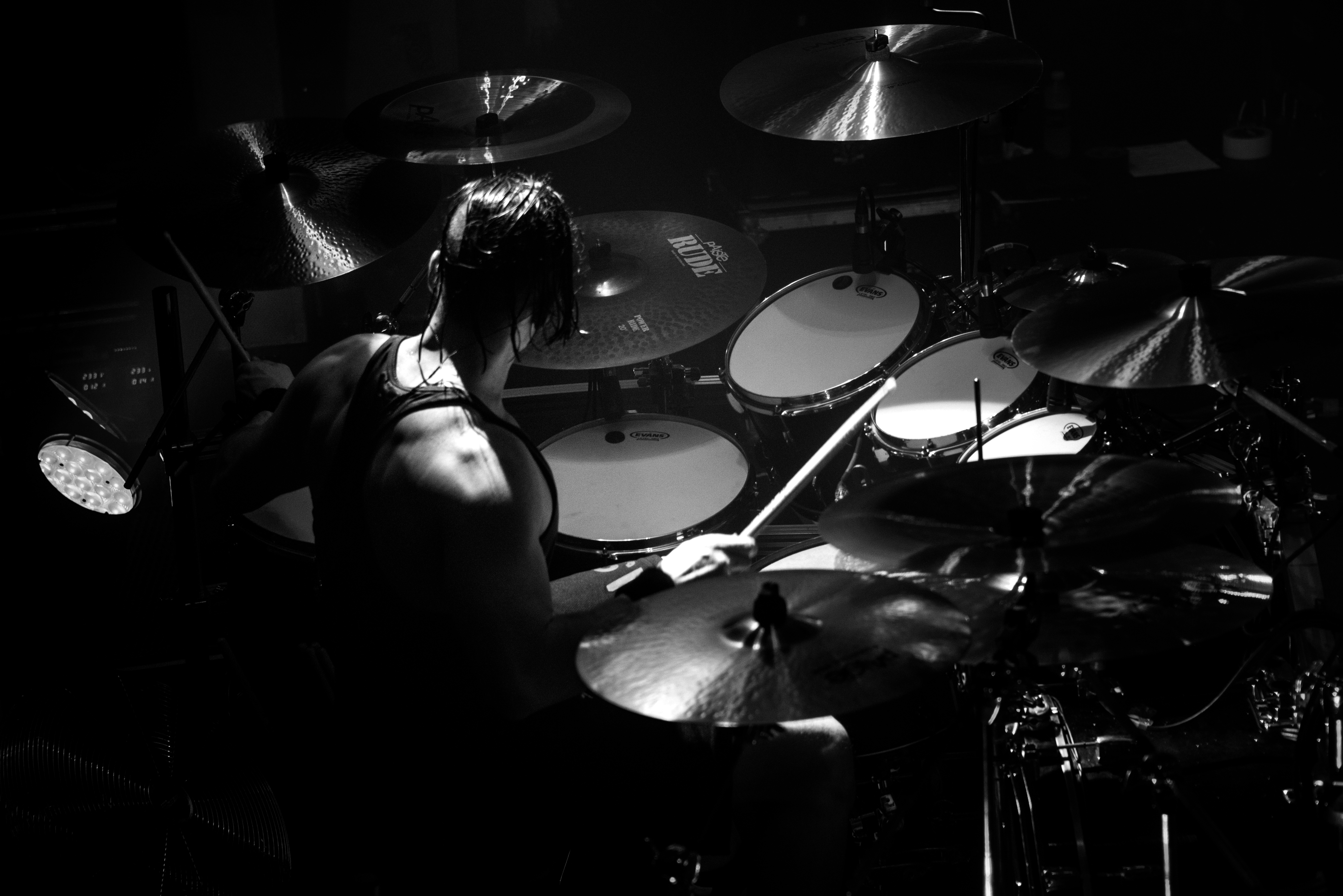 Oli Beaudoin (2019) - with Kataklysm - Live in Europe 2