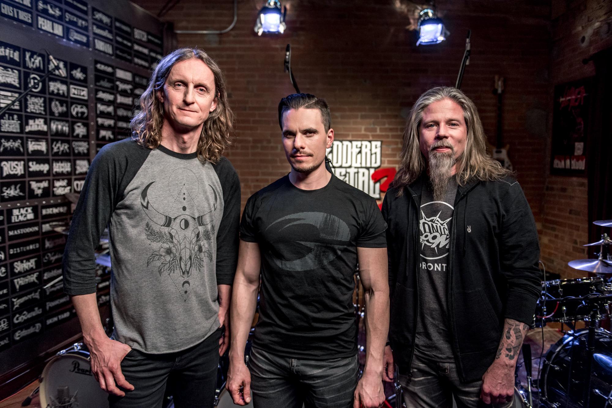 The 3 Judges @ Shredders of Metal 3 - BangerTV